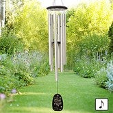 Paw Prints On My Heart Personalized Premium Wind Chime - 20177