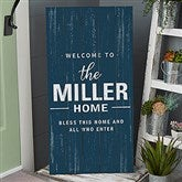 Farmhouse Family Personalized Standing Wood Sign - 20418