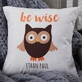 Woodland Adventure Owl Personalized 18