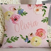 Floral Baby Personalized 18