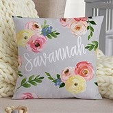 Floral Baby Personalized 14
