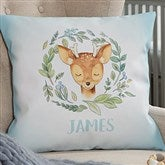 Woodland Deer Personalized 18