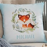 Woodland Fox Personalized 18