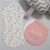 Boho Baby Personalized Burp Cloths - Set of 2 - 20616