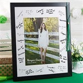 The Graduate Personalized Signature Photo Frame  - 8x10 - 20649-8x10
