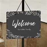 Cozy Home Personalized Slate Plaque - 20749