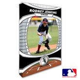 Chicago White Sox Personalized MLB Photo Canvas Print- 12