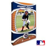 Houston Astros Personalized MLB Photo Canvas Print- 12