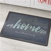 Cozy Home Personalized Kitchen Mat- 18x27 - 20890