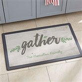 Cozy Home Personalized Medium Kitchen Mat- 20x35 - 20890-M