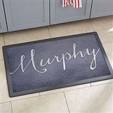 Together Forever Personalized Medium Kitchen Mat- 20x35 - 20893-M