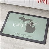 State Pride Personalized Kitchen Mat-18x27 - 20897