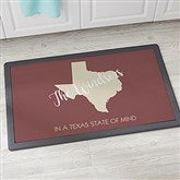 State Pride Personalized Kitchen Mat-20x35 - 20897-M