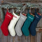 Chic & Trendy Christmas Stockings