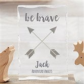 Woodland Adventure Arrows Personalized Colored Keepsake - 21028-A