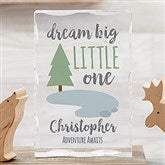 Woodland Adventure Trees Personalized Colored Keepsake - 21028-T