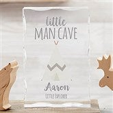 Woodland Adventure TeePee Personalized Colored Keepsake - 21028-TP