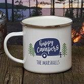 Happy Camper Personalized Camping Mug - 21040
