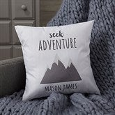 Woodland Adventure Mountains Personalized 14