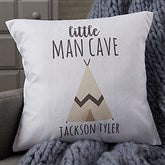 Woodland Adventure Teepee Personalized 18