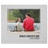 Photo Collage Personalized 50x60 Fleece Blanket For Him - 21050-F