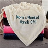 You Name It! Personalized 50x60 Fleece Blanket For Her - 21150