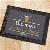 Public House Personalized Doormat- 18x27 - 21169