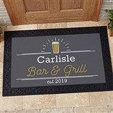 Public House Personalized Doormat- 20x35 - 21169-M