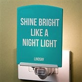 Expressions Personalized Night Light - 21196