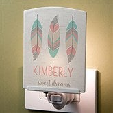 Boho Baby Personalized Night Light - 21198