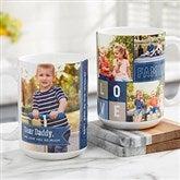 Dear... Personalized Photo Coffee Mug 15 oz.- White - 21267-L