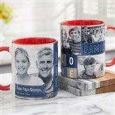 Dear... Personalized Coffee Mug 11 oz.- Red - 21267-R