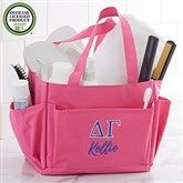 Delta Gamma Embroidered Shower Caddy - 21352