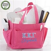 Kappa Kappa Gamma Embroidered Shower Caddy - 21357