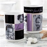 My Favorite Faces For Her Photo Coffee Mug 15 oz.- White - 21370-L