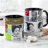 Photo Fun Personalized Coffee Mug 11oz. - Black - 21372-B