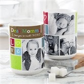 Photo Fun Personalized Coffee Mug For Her 15 oz.- White - 21372-L