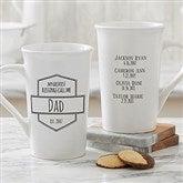 My Greatest Blessings Call Me Coffee Mug For Him 16 oz.- White - 21386-U