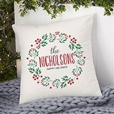 Christmas Wreath Personalized 14