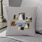 Wedding 6 Photo Collage Personalized 14