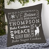 Holiday Traditions Personalized 14