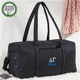 Delta Gamma Embroidered Quilted Duffel Bag - 21504