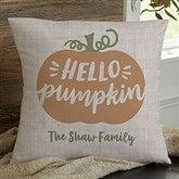 Hello Pumpkin Personalized 18