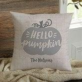 Hello Pumpkin Personalized 14