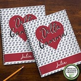 Delta Gamma Personalized Large Notebooks-Set of 2 - 21639
