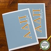 Alpha Delta Pi Personalized Folders - Set of 2 - 21647