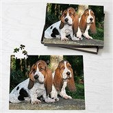 Personalized 252 Pc Pet Photo Puzzle - Horizontal - 21766-252H