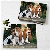 Personalized 25 Pc Pet Photo Puzzle - Horizontal - 21766-25H