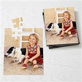 Personalized 25 Pc Pet Photo Puzzle - Vertical - 21766-25V