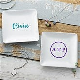 Classic Celebrations Personalized Ring Dish - 21778